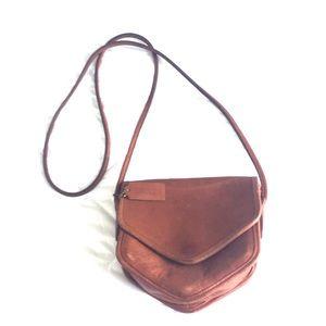 vintage coach shoulder/crossbody bag
